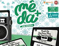 MÊDA + MUSIC FEST Comunicação 2017