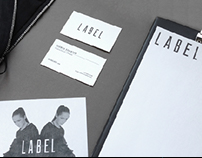 Label Clothing Fashion Brand Logo & Packaging