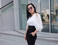 Sunday Huang Fashion samples