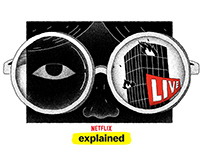 "Vox ""The Mind, Explained"" on Netflix"