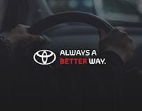 Toyota - Website