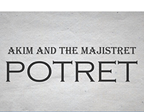 Akim and the Majistret - POTRET