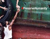 Preserve humanity