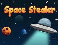 Space Stealr - Game&Character design