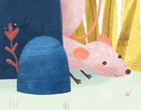 Dos ratones precavidos