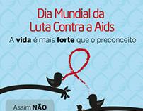 Campanha contra a Aids