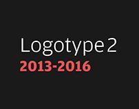 Logotypes 2013-2016