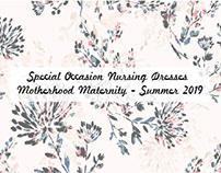 Special Occasion Nursing Dresses - Summer 2019
