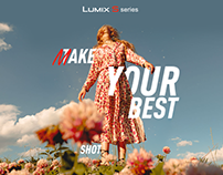Lumix S Series #MakeYourBestShot