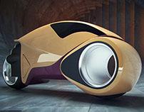 Futuristic Moto