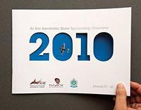 Al Ain Aerobatic Show Brochure