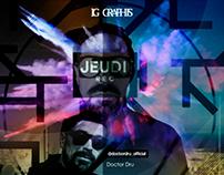 Cover - Praerie - JEUDI REC Doctor Dru
