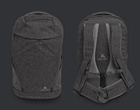 AKRA & VAGA Travel Backpack System - Arcido