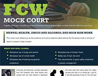 FCW Flyer