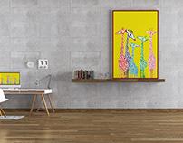 Canvas Tablo Designs