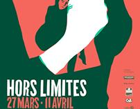 Festival Hors Limites 2015 / Affiches