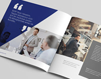 Corporate Business Catalog Brochure