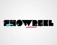 Design Showreel 2015