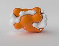 Motion Graphics Logo / frame GI