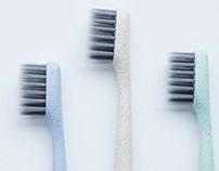 Happy Toothbrush Branding and Packaging