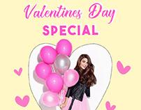 Valentine Special Inapp View Design