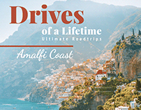 Amalfi Coast: Editorial Magazine Project
