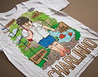 Hermes e Renato - T-shirt Designs
