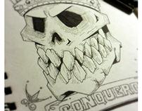 Skull Icon no.4