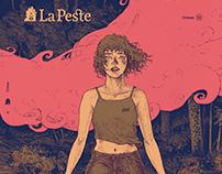 La Peste - Cover Illustration