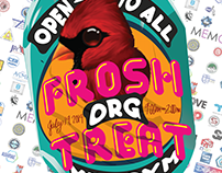 Frosh OrgTreat