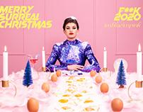 MERRY SURREAL CHRISTMAS