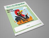 Paginação do Jornal Barcelos Popular e Website