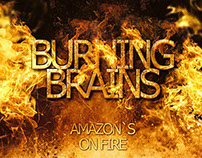 CD AMAZON´S ON FIRE RELEASED