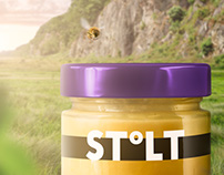 Stolt Honning (Honey Concept Shot)