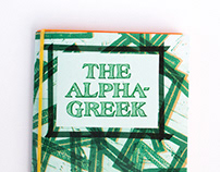 The Alphagreek · Fanzine
