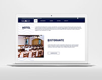 Website Hotel Miramonti - UX UI DESIGN