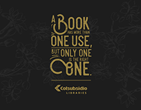 Colsubsidio Libraries