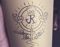 JR's 50th Birthday's Go Cup