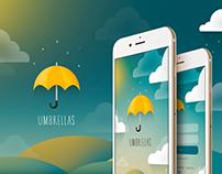 Umbrellas App