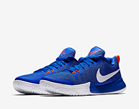 NIKE ZOOM LIVE II - basketball