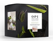 OPI PRO SPA Packaging Design