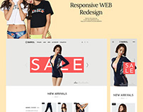 RESPONSIVE WEB REDESIGN-BARREL