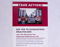 NNU/Medicare For All Take Action Card