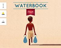 """Ferrarelle """"Waterbook"""""""