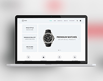 Clean eCommerce Template