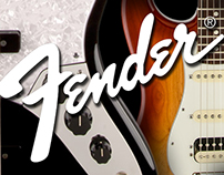 Promotional Web/digital Banners - Music gear 2