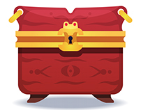 Icons and illustrations for fantasy games.