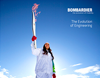 Bombardier Olympic Games Experience