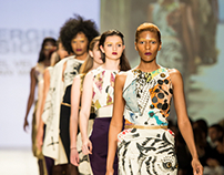 Charleston Fashion Week Velasco - Workman Collection