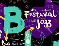 Posters - Festival de Jazz